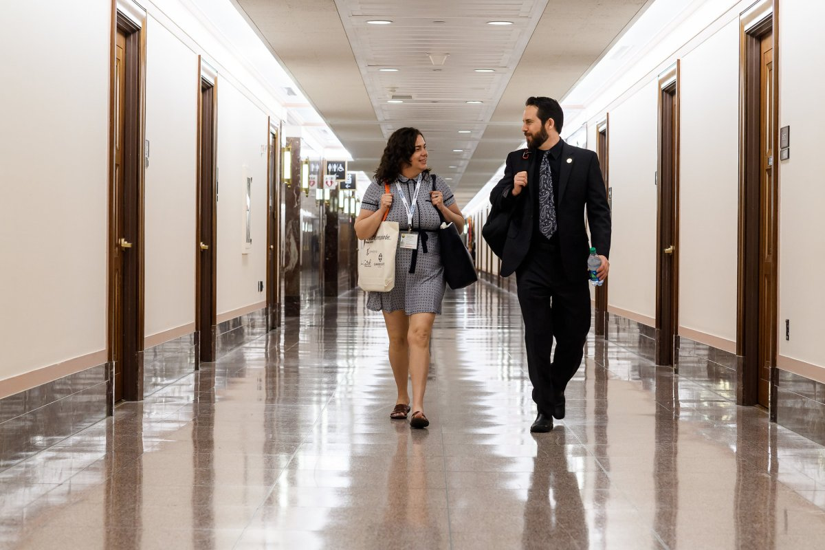 Our Members in Action at NCIA's 2018 Cannabis Industry Lobby Days