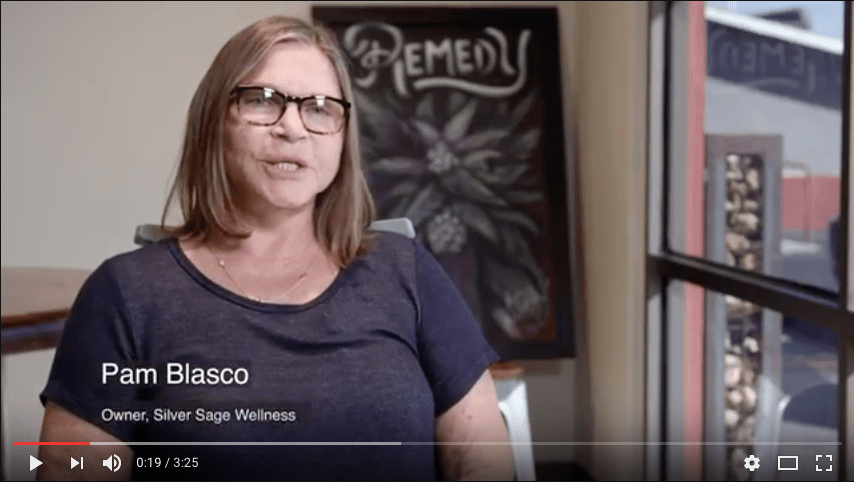 VIDEO: Member Spotlight – Silver Sage Wellness