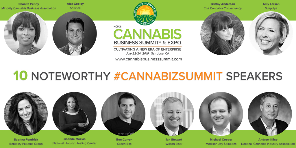 10 Noteworthy #CannaBizSummit Speakers