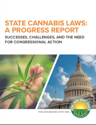 State Cannabis Laws: A Progress Report (2019 Update)