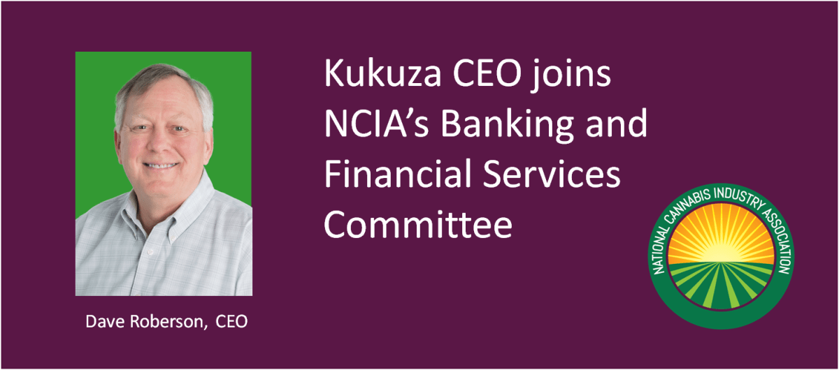 Kukuza Associates CEO Joins NCIA's Banking & Financial Services Committee