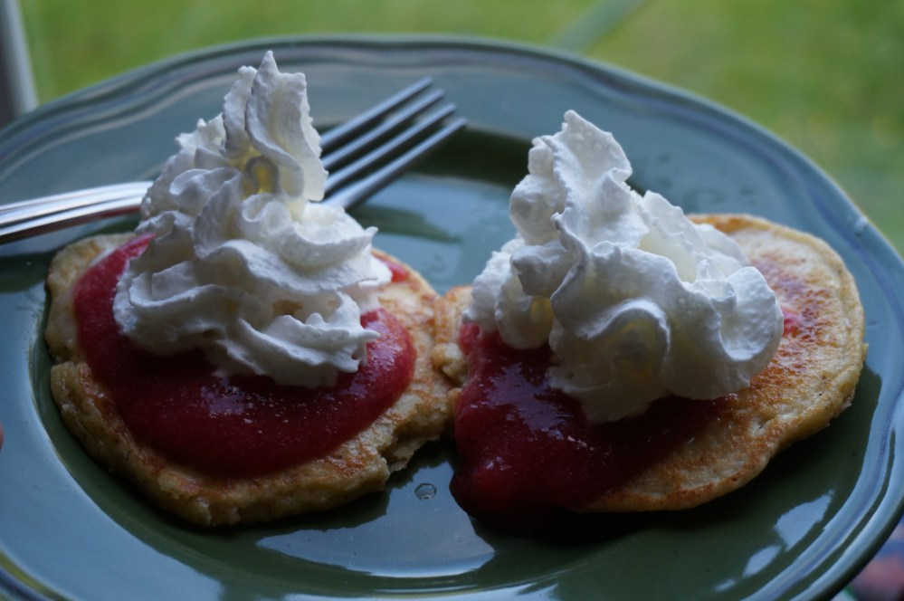 They're Pancakes!  They're Shortcake!  They're Practically Paleo! (5/5)