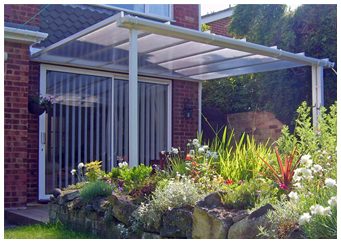 patio canopy 1 5m projection the