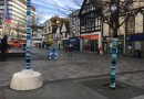 Knitted 'Jumpers' Brighten Up Maidstone