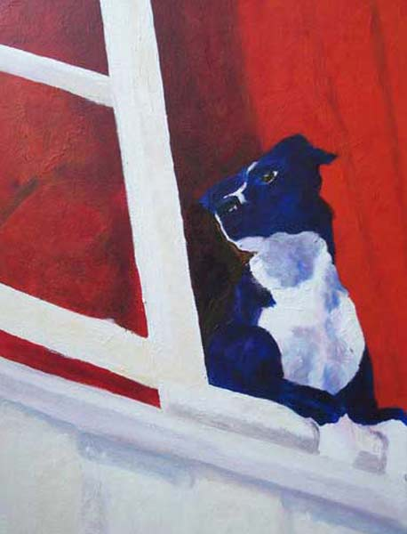 dog-paintings-red-blue-dog