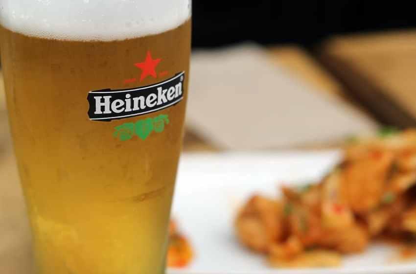 Heineken seeks to increase stake in Kingfisher beer maker