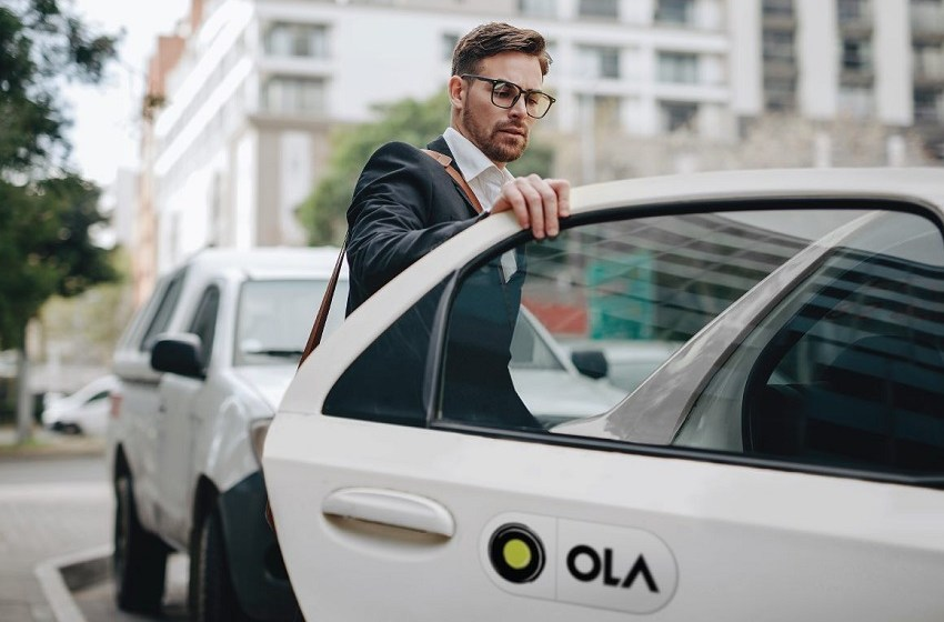 Ola investor marks down IPO-bound firm's valuation yet again