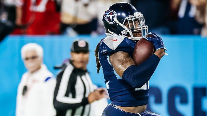Titans escape with win after Bills fumble late on MNF