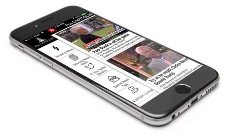 Capitolist App iPhone