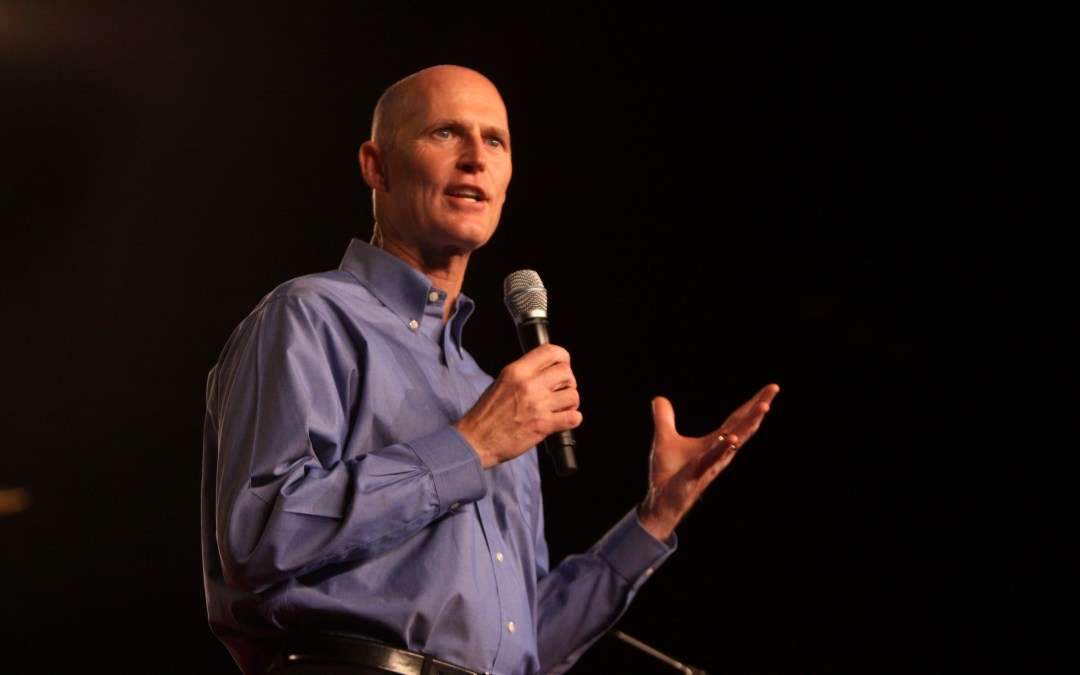 Florida Democrats' Latest Attack On Rick Scott Is Dumb, Even For Them