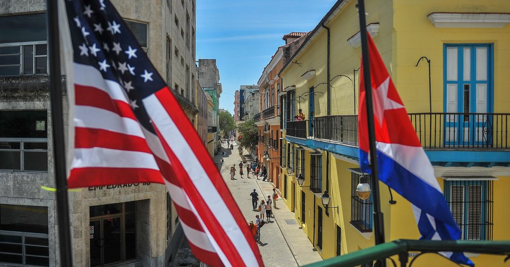 New Rules for Traveling to Cuba