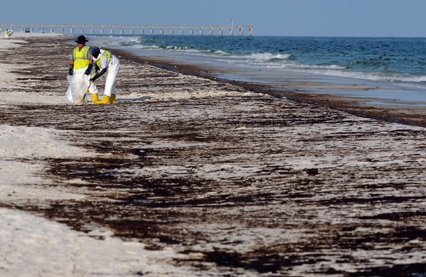 "Gov. Scott Requests ""Transparency"" for BP Oil Spill Settlement Money"