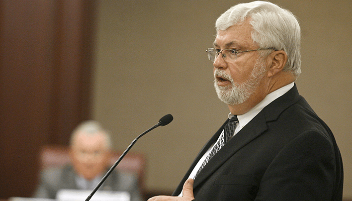 Latvala Has Not Officially Entered the Race for Governor but He's Acting Like it