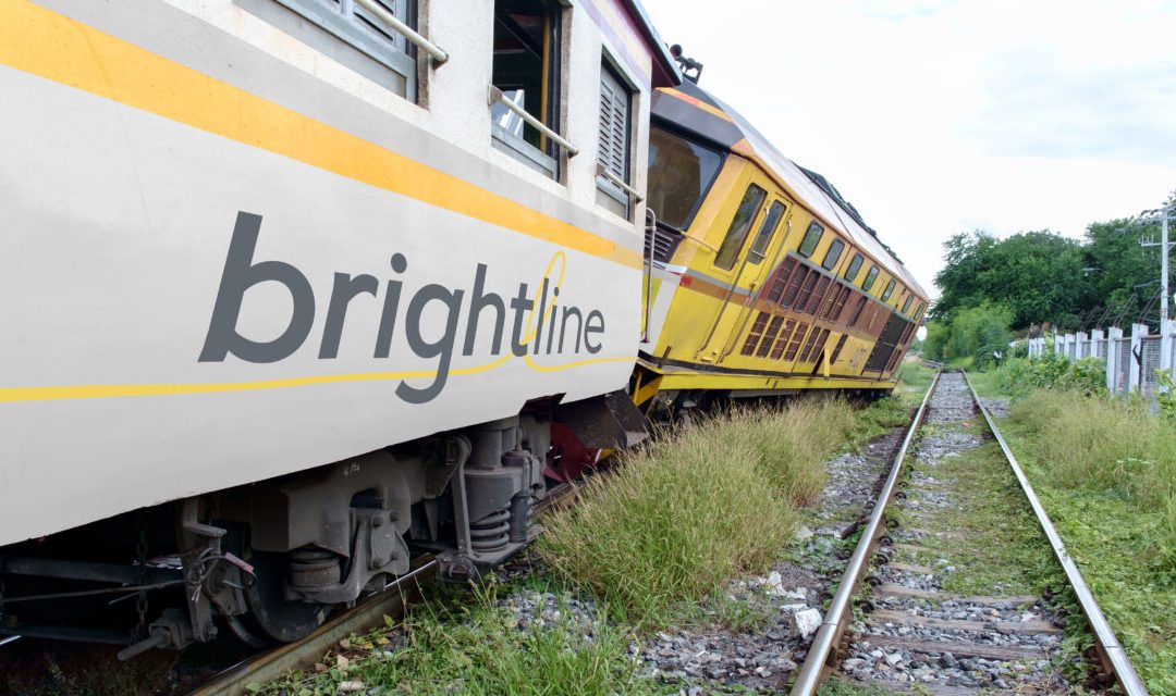 Brightline Derailment Exposes Safety and Transparency Failures