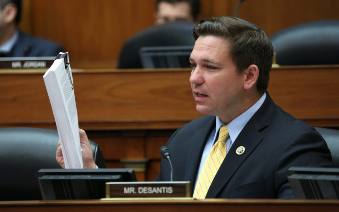 DeSantis bid for governor continues to build momentum among GOP's conservative base