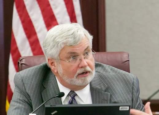 Florida state senator resigns amid sexual misconduct claims