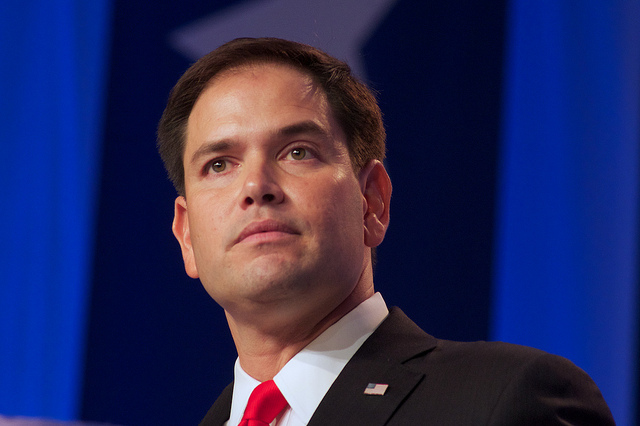 BREAKING: Marco Rubio Fires His Chief Of Staff For 'Improper Conduct'