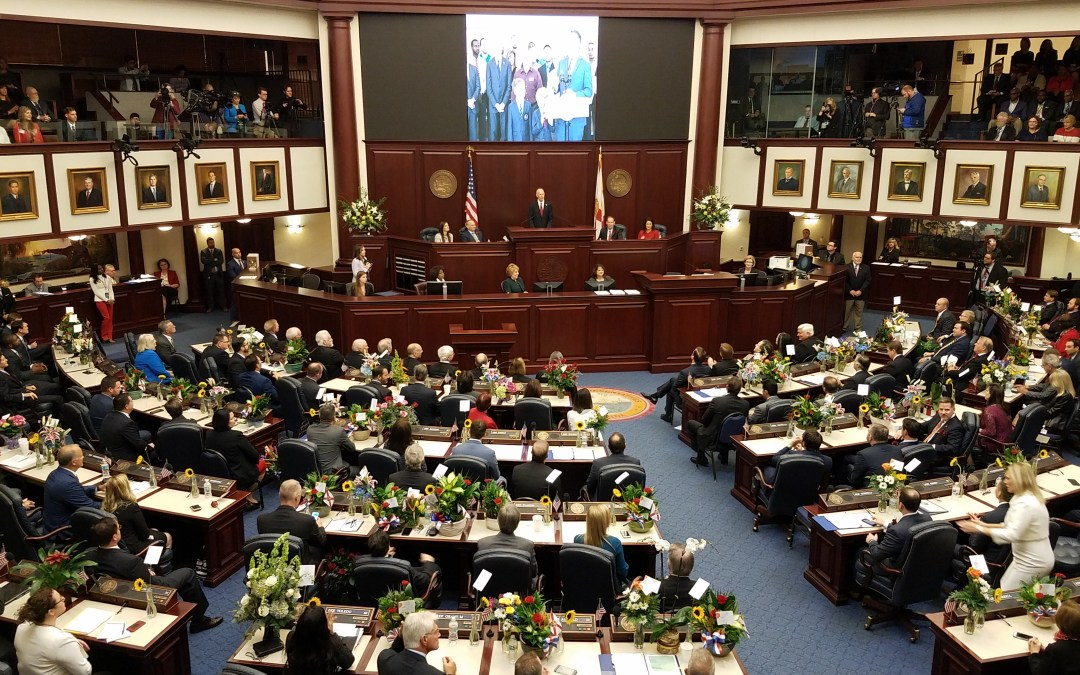 2018 Legislative session opens with what else? Talk of sexual misconduct and harassment