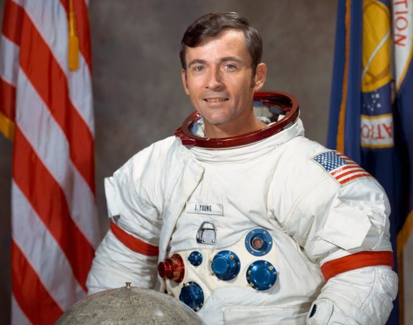 Astronaut John Young Passes Away at the Age of 87