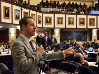 "South Florida legislator on school shooting suspect: ""Off with his head!"""