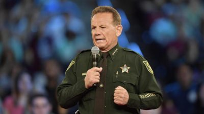Democrats Rallying Behind Disgraced Broward County Sheriff Scott Israel
