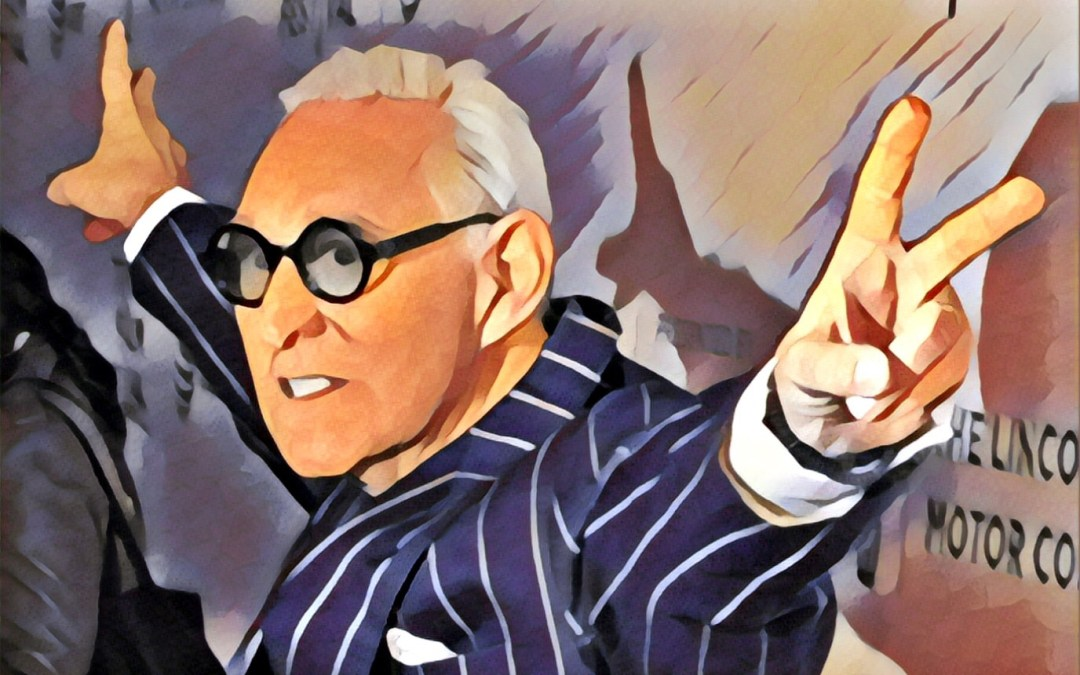 SCOOP: Trump Consigliere Roger Stone Didn't Vote in the 2016 Election