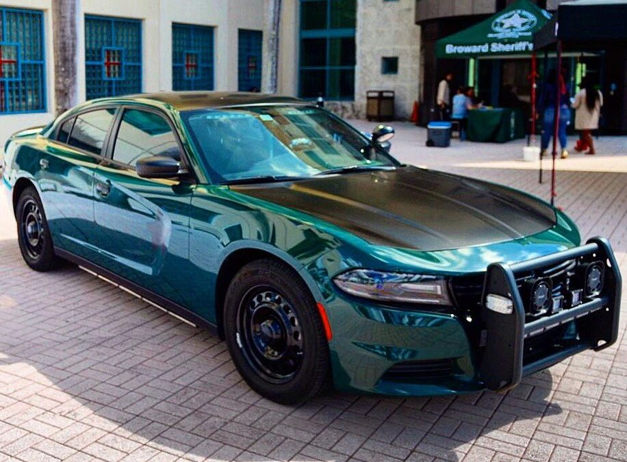 As Controversies Swirl, Broward Sheriff's Office Tweets Tone-Deaf Photo of Fancy Sports Car