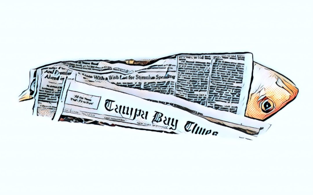 Monday Mailbag: Demise of the Tampa Bay Times Edition