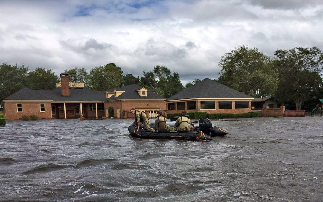 An Irma Reminder: We Need Better Floodplain Mapping