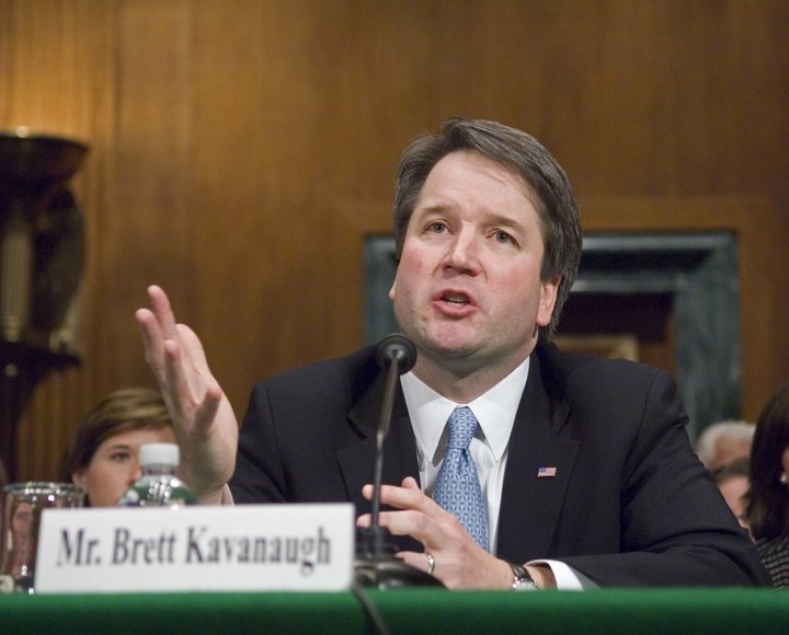 Gov. Scott critical of Democrats handling of the sexual assault allegations against Judge Kavanaugh, but says alleged victim should be heard
