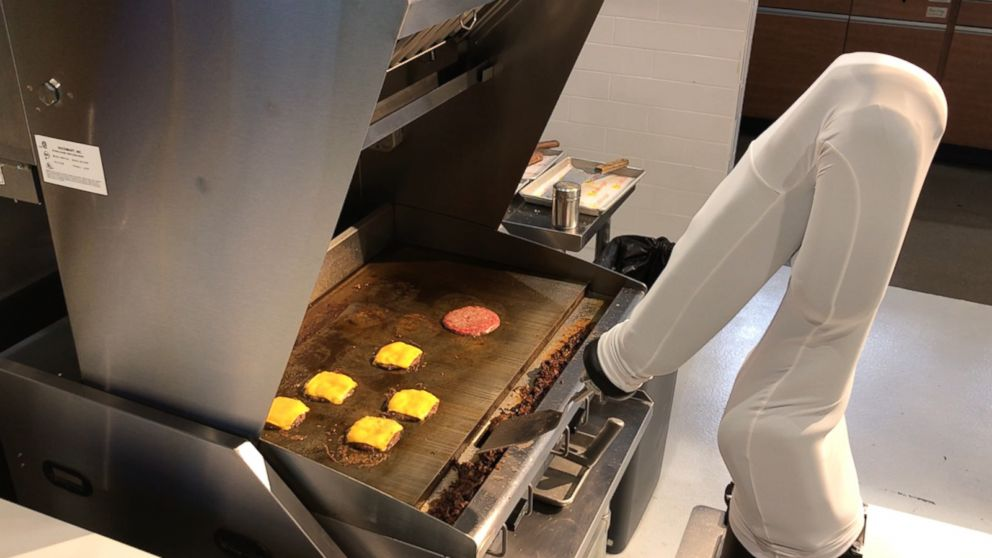 Monday Mailbag: Flippy the Burgerbot Edition