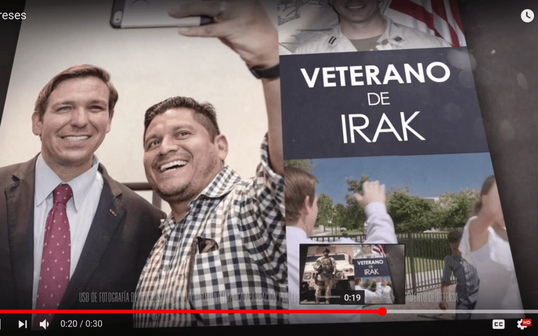 """A """"red wave"""" and """"blue wave"""" of commercial ads in race for governor"""