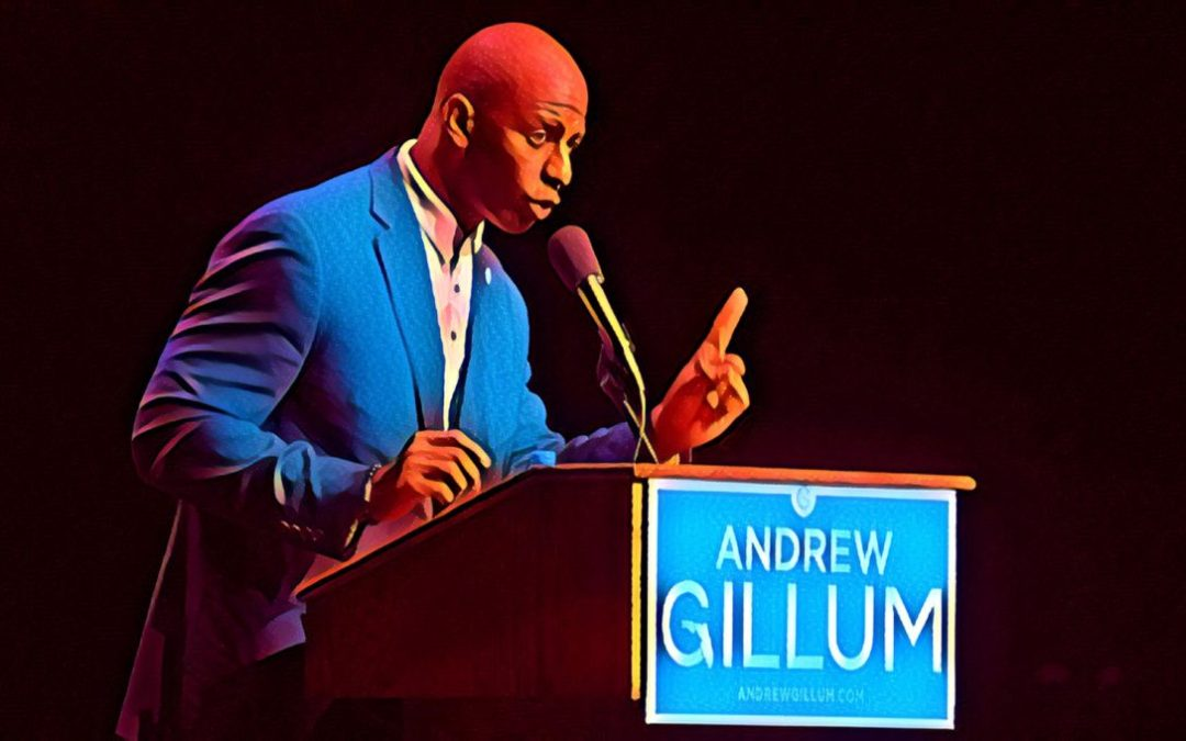 Andrew Gillum wants you to ignore corruption, crime and police scandals and make him governor