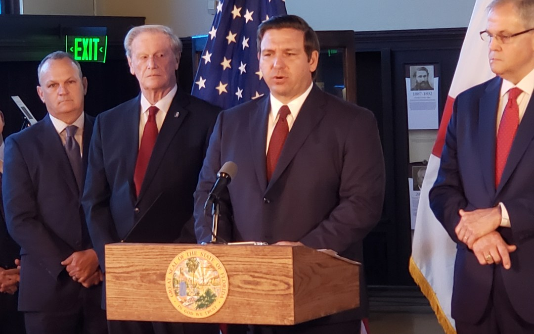 DeSantis, higher ed leaders say they have a duty to ensure freedom of speech on college campuses