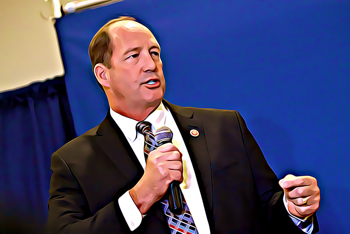 Ted Yoho: Rumors of my retirement from Congress are premature ...