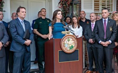 Florida's First Lady resigns from children's cabinet following cancer diagnosis