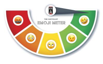 Emoji-Meter: Nikki Fried, Joe Gruters, Brendan Farrington, NASA and more!