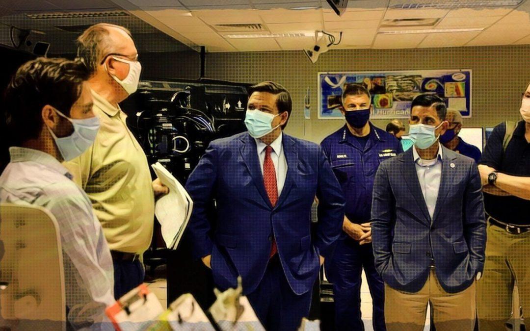 DeSantis gives update on Florida's hurricane season readiness