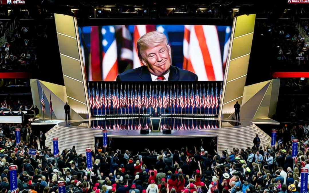 Trump just pulled the plug on North Carolina GOP convention. One step closer to Florida?