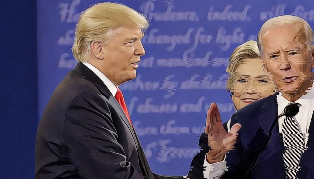 Déjà vu all over again? Four years later, presidential race looks awfully familiar