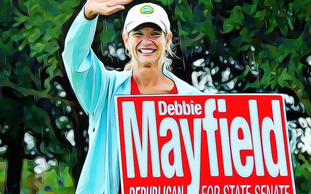 Mayfield Chosen Republican Leader