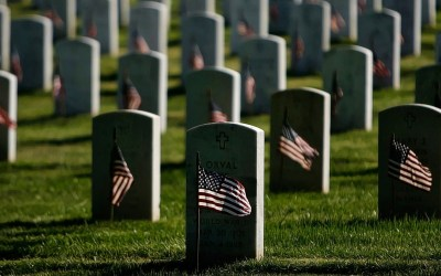 Memorial Day is brought to you by soldiers' blood, sweat and sacrifice, not lobbyists and politicians