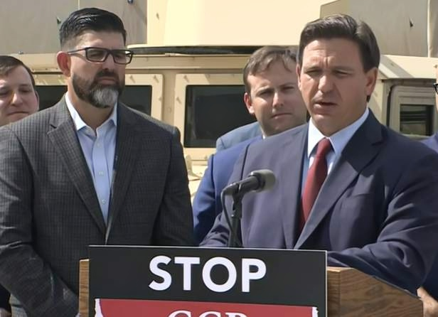 DeSantis takes on China; signs two bills to curb foreign influence on Florida businesses and schools