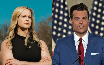 Following Twitter ban, Rebekah Jones announces Congressional campaign against Matt Gaetz
