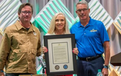 FRLA partners with Blue Angels Foundation to support wounded veterans
