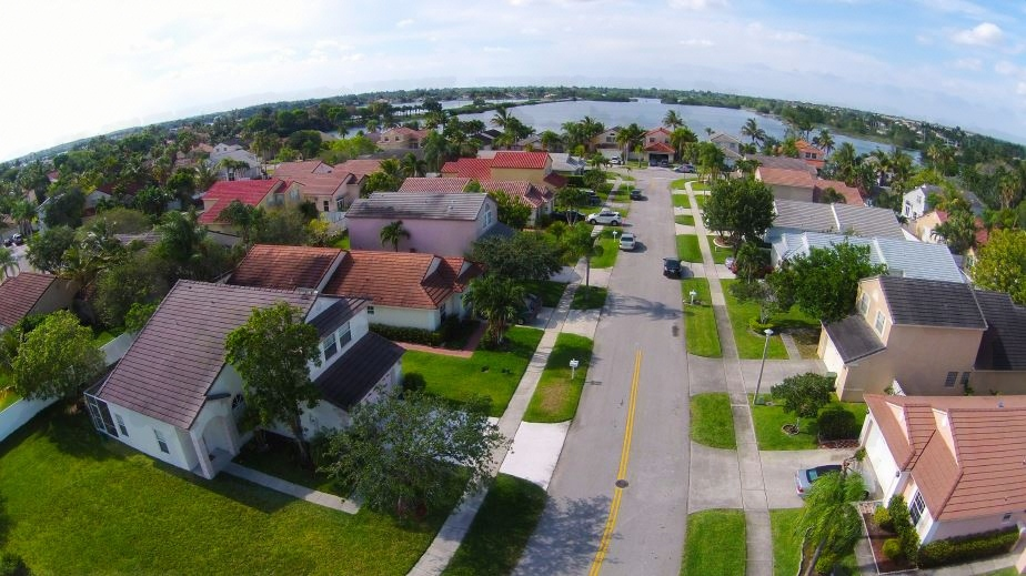 Florida's average single-family home price is up 18.3 percent from last year