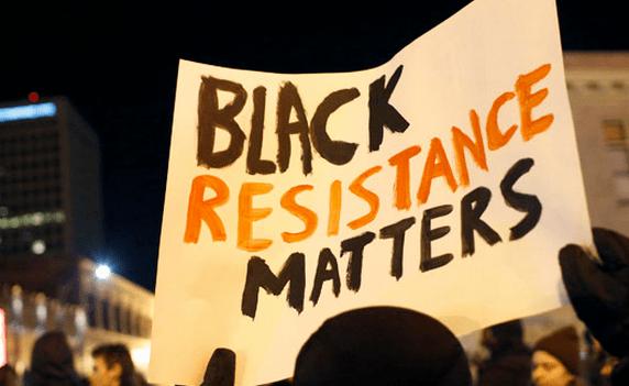 black resistance matters