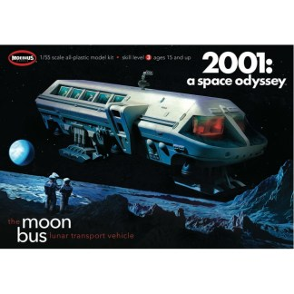 2001 A Space Odyssey Moon Bus