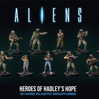 Aliens Heroes of Hadley's Hope