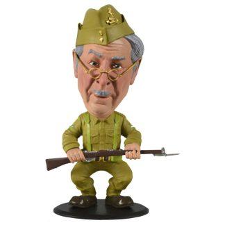 Lance Corporal Jones Bobblehead figure